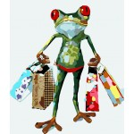 Frog Carrying Bags Cute