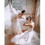 Beautiful Young Ballet Girls