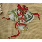 Christmas Bells With Ribbons