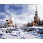 Russia Castle & Countryside Winter View