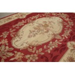 3' X 5' NEW Woolen Handmade Beautiful Needlepoint Area Rug French Vintage Design