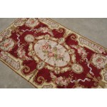 Needlepoint Carpet Amazing Piece Aubusson Design
