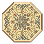Octagonal Shape For Pillow